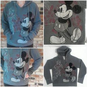 Disneyworld Mickey Mouse Womens Hoodie Sweatshirt